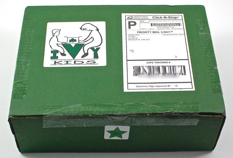 Ivy Kids box