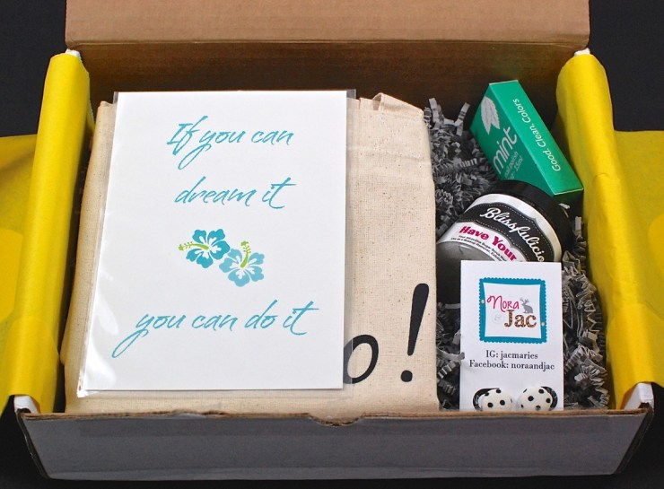 August 2015 Hello Bliss box