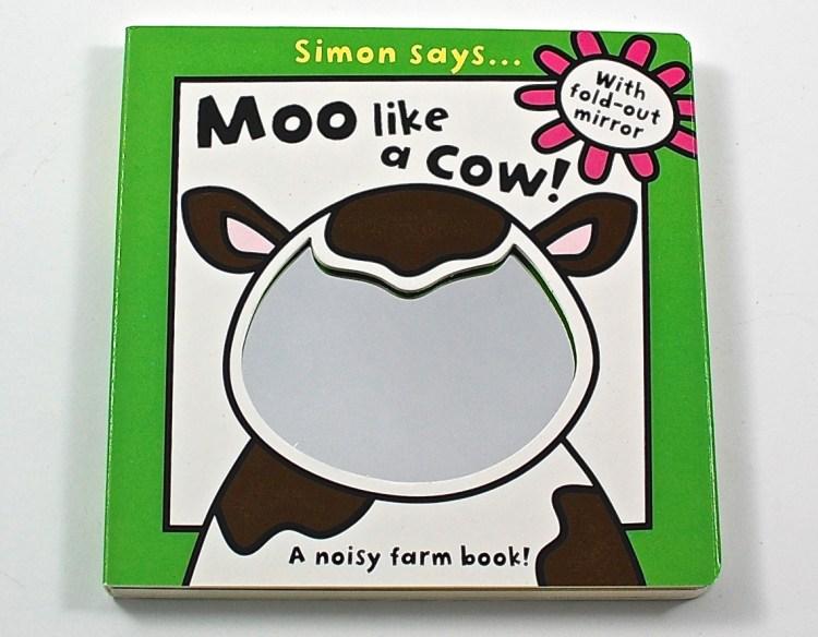 Moo like a Cow book