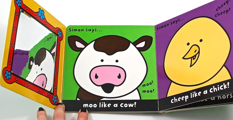 Moo like a Cow book