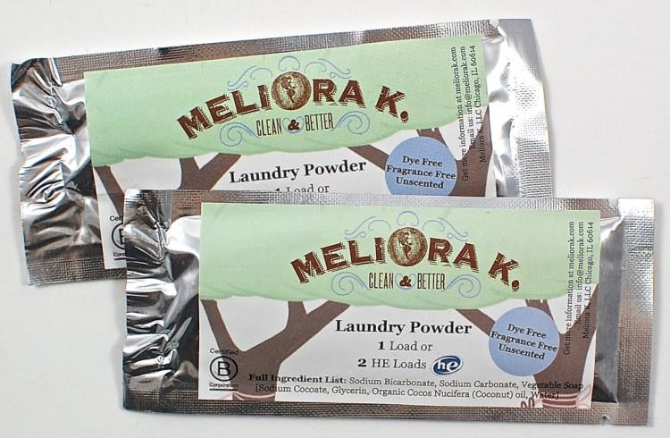 Meliora K laundry powder