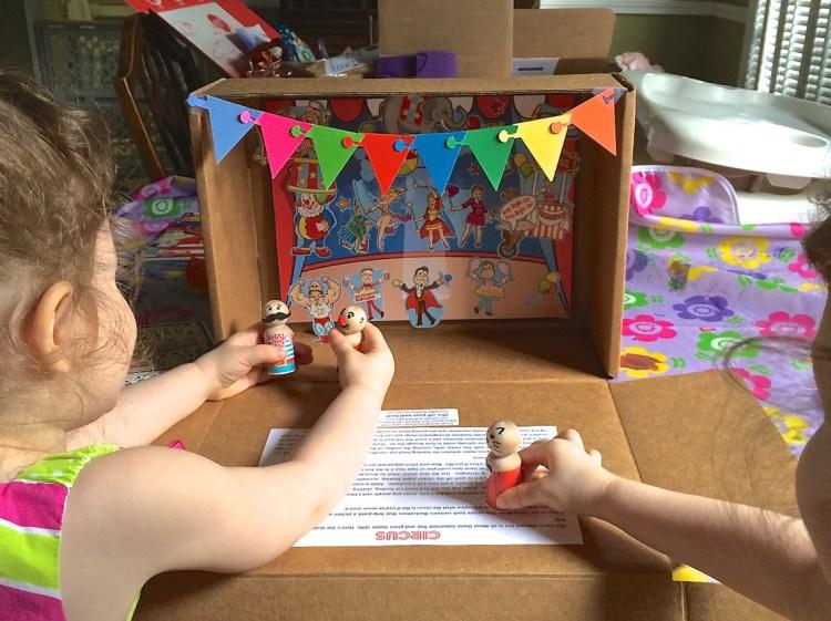 Bramble Box circus