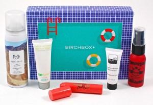 Birchbox August 2015