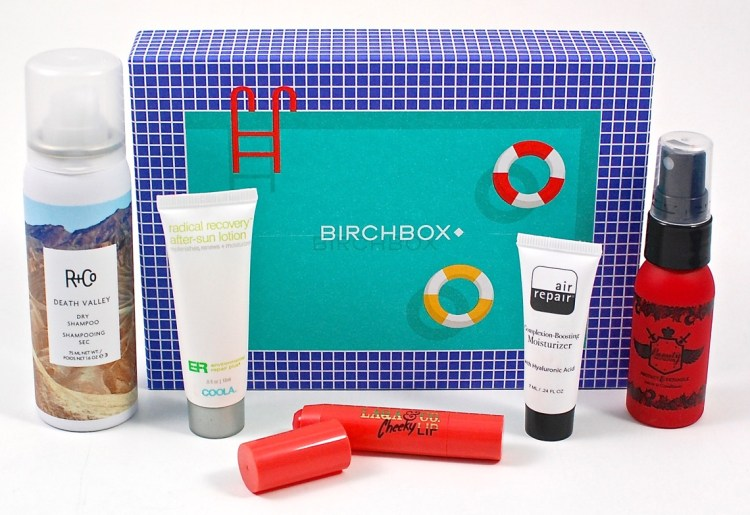 Birchbox August 2015 Review & Coupon Code