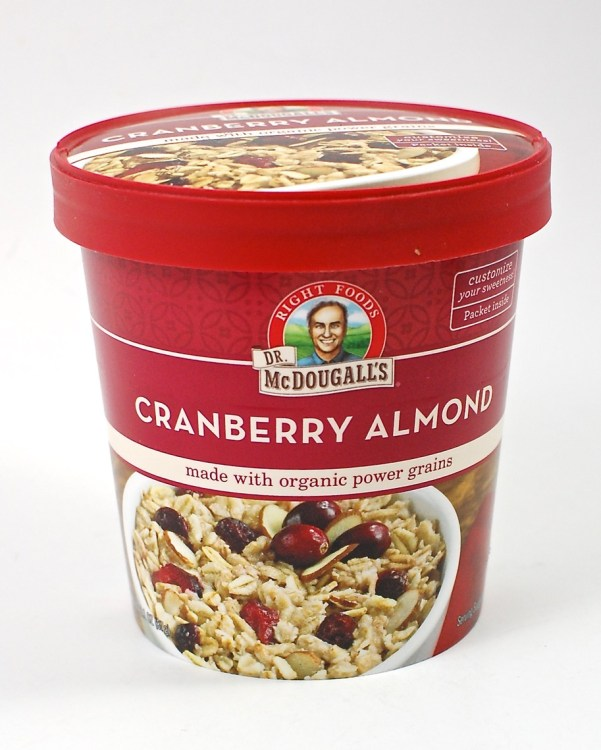 McDougall's Cranberry Almond