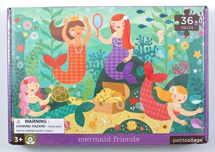 Petit Collage puzzle
