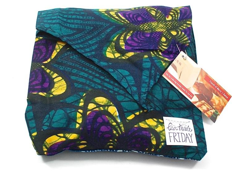 Fair Trade Friday bag
