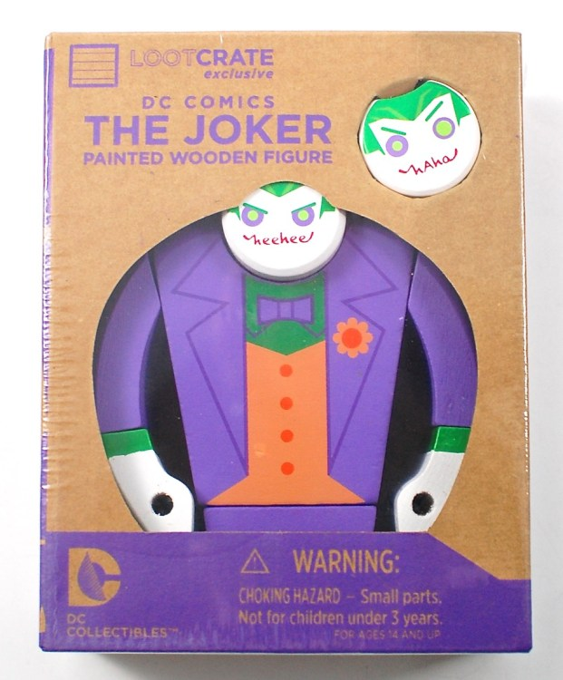 Wooden Joker