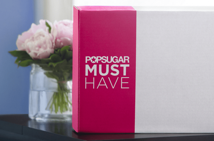 POPSUGAR Must Have Flash Sale – 50% Off the December 2016 Box