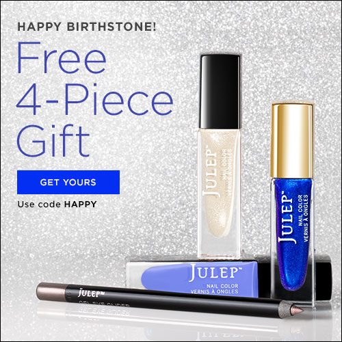 Julep Free September box