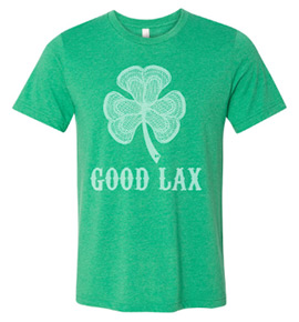 lacrosse good lax green