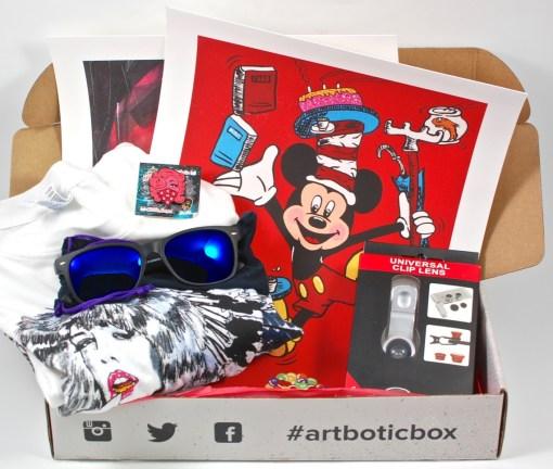 August 2015 Artbotic review