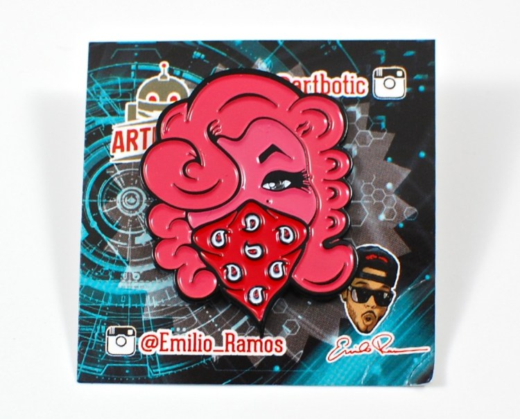 Emilio Ramos pin