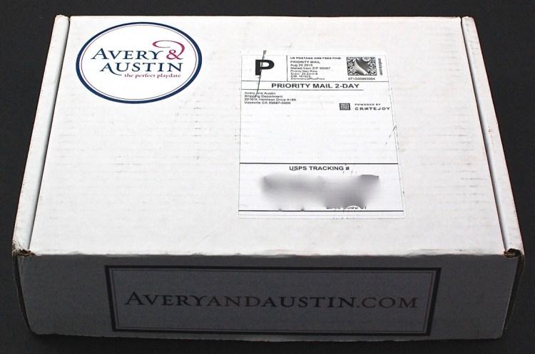 Avery & Austin box
