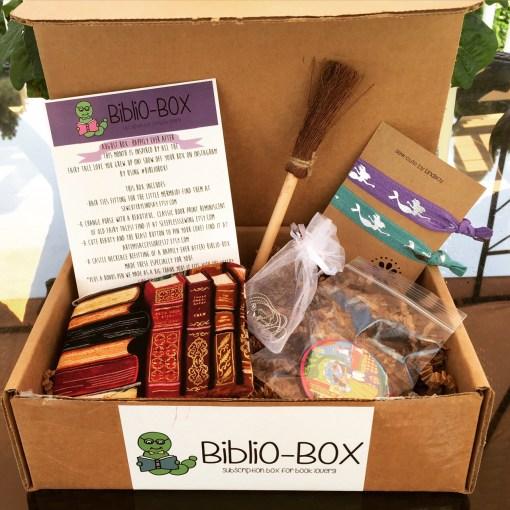 August 2015 box