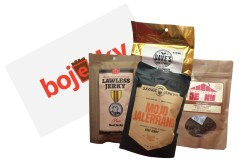 Bojerky Beef Jerky Subscription Box
