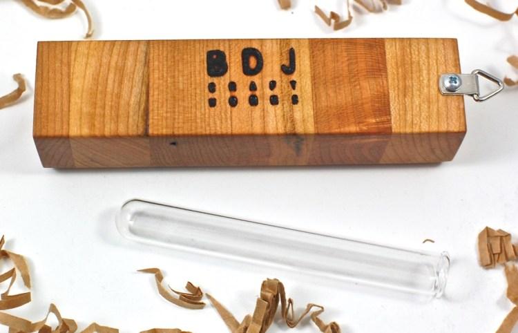 petite wall vase BDJ Craft Works
