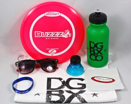 Disc Golf Box review