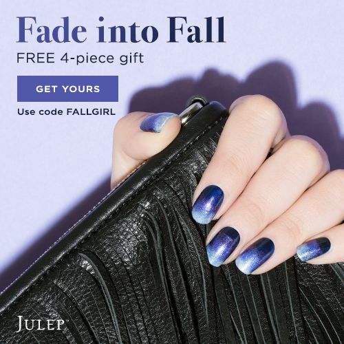 Julep Ombre welcome box
