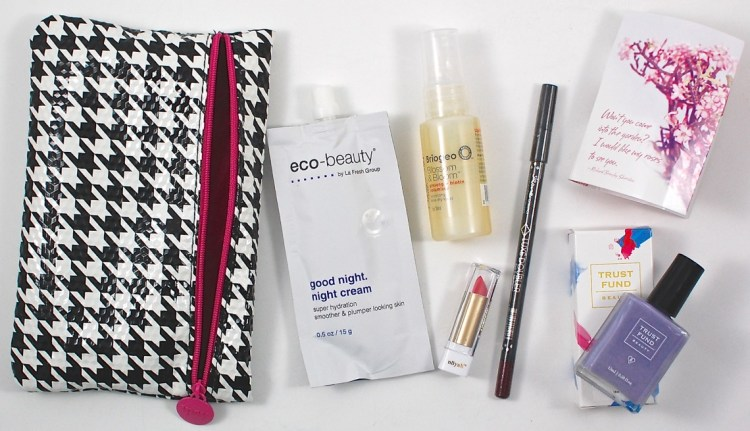 Ipsy August 2015 Glam Bag Review