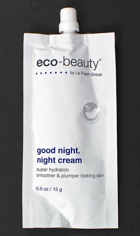 Eco-Beauty lotion