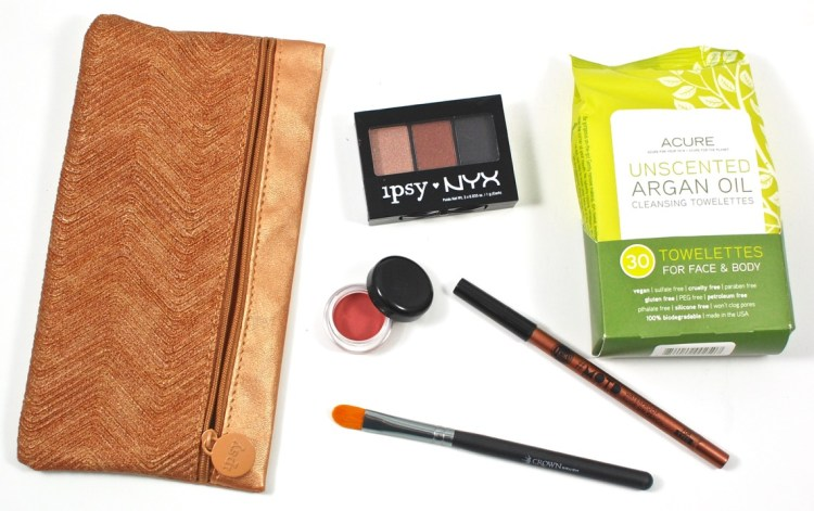 Ipsy September 2015 Glam Bag Review