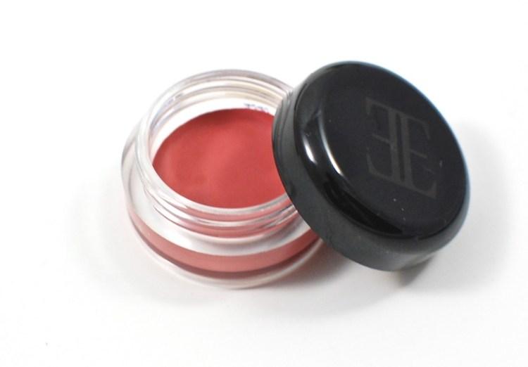 Evelyn Iona Cosmetics Cream Blush in ASH