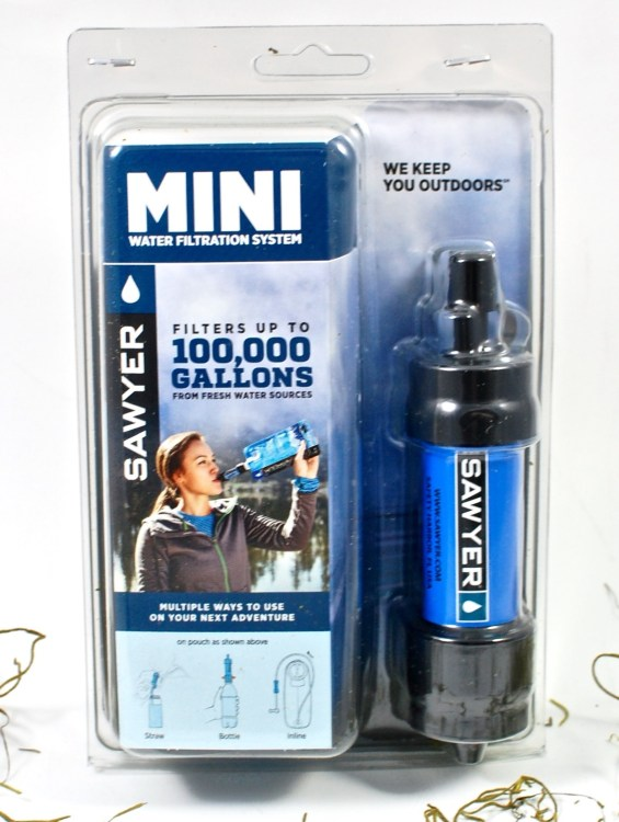 Sawyer Inline Water Filter