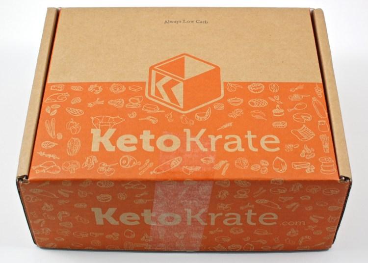 Keto Krate box