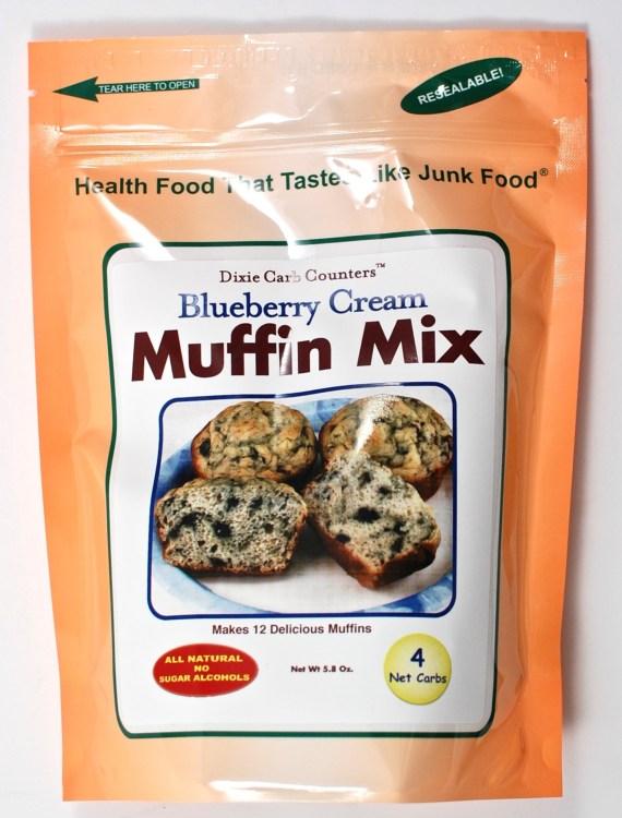Dixie Dinen's muffin mix