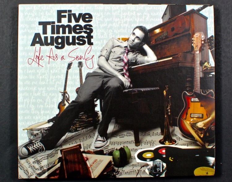 Five Times August CD
