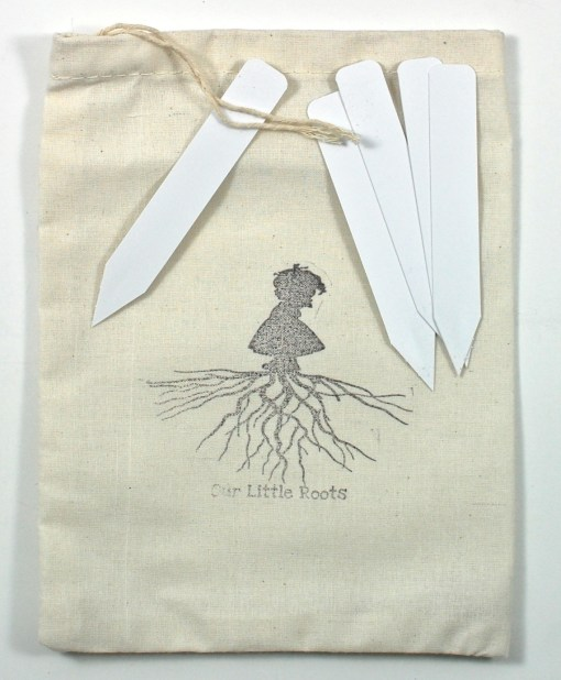 Our Little Roots bag