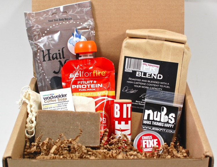 WODBOM September 2015 Fitness Box Review & Coupon Code