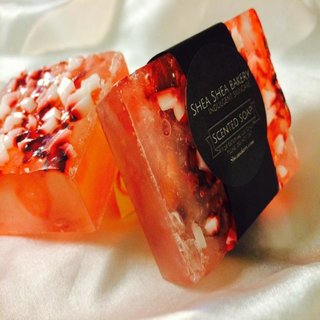 Cherry Coconut Soap Bar