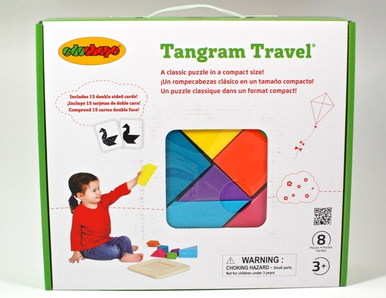 Edushape Tangram Travel
