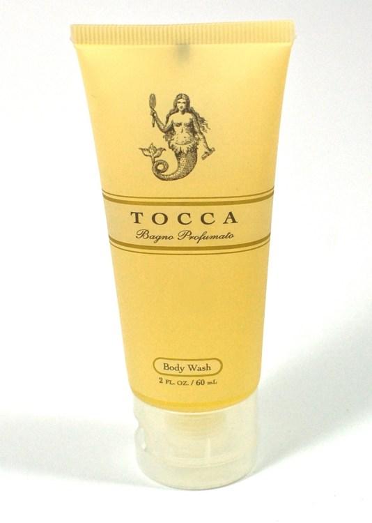 Tocca body wash