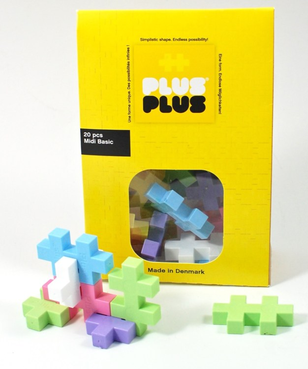 Plus Plus blocks