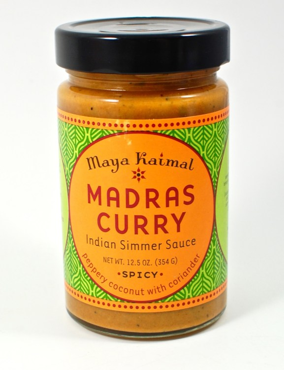 madras curry