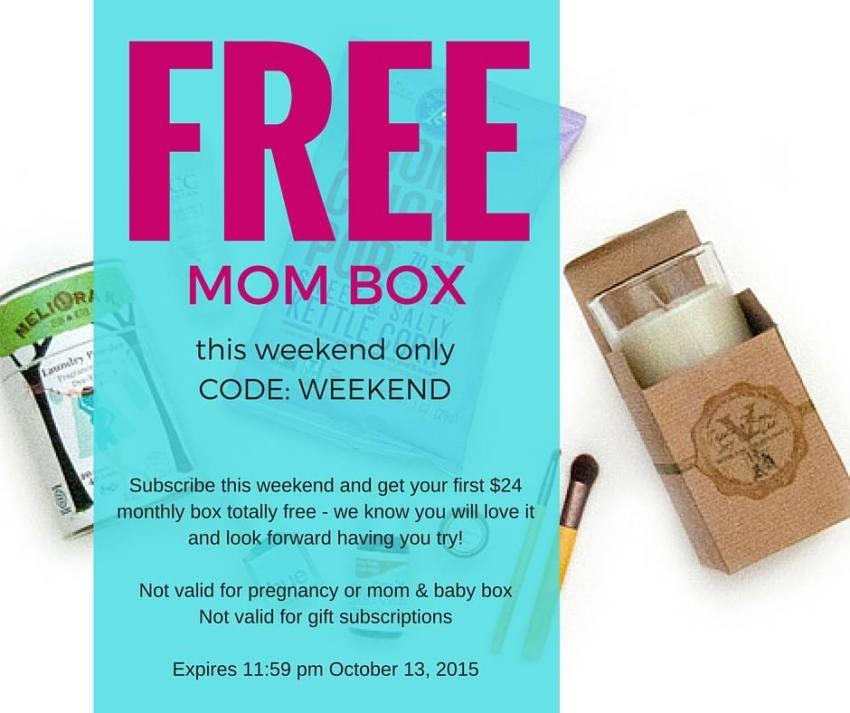 Ecocentric Mom free box