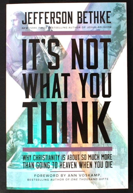 It's Not What You Think book