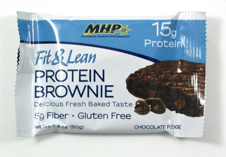 MHP protein brownie