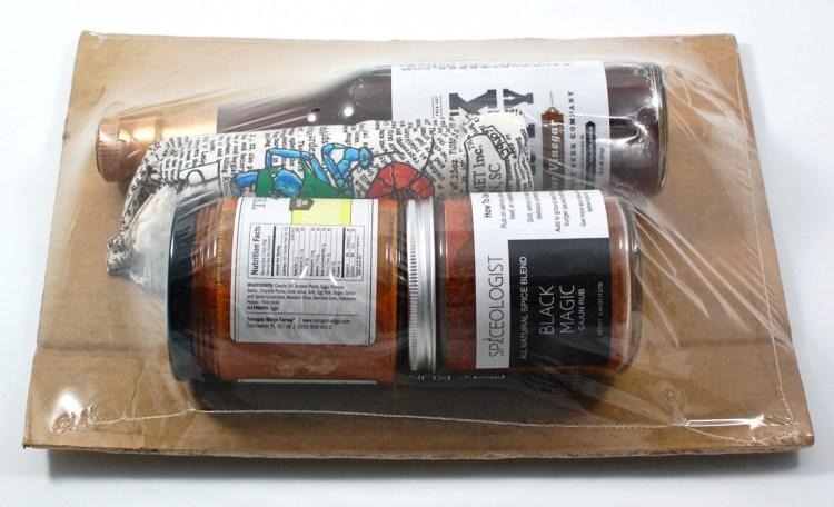 Hamptons Lane Seafood box
