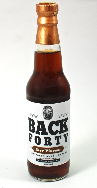 black forty vinegar