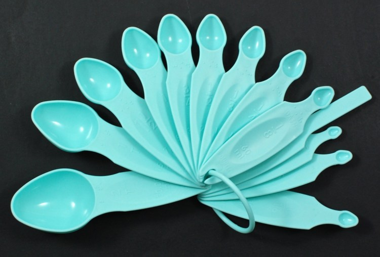 POURfect measuring spoons