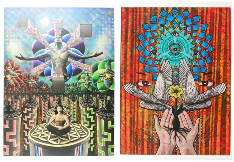 Festy Box prints