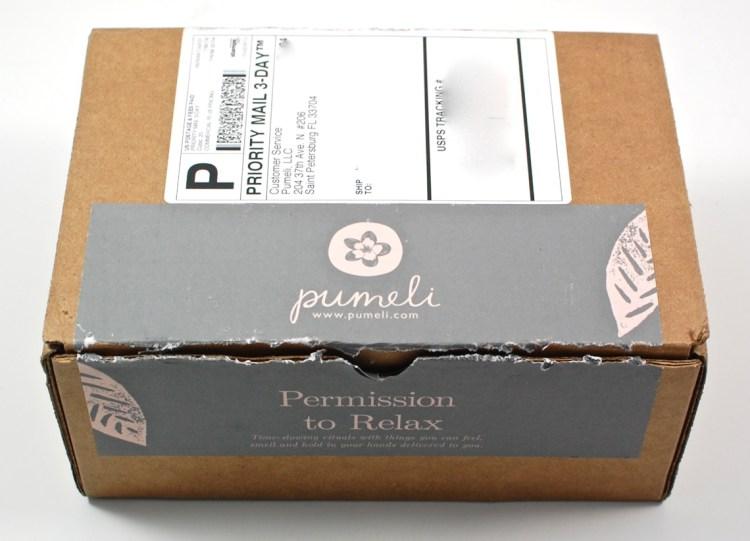 Pumeli box