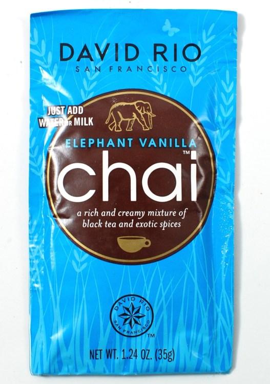 Elephant Vanilla Chai