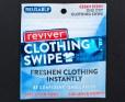 Reviver clothing swipe