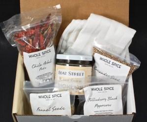 A Kitchen Box Pickling Box