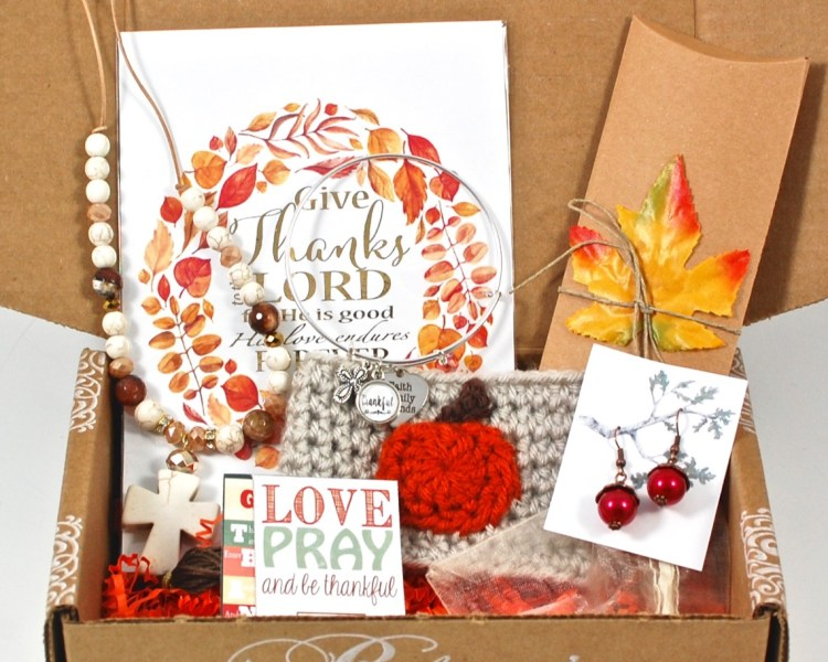 The Believer's Box November 2015 Review & Coupon Code